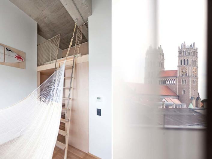 Münchens neue Unterkunft für die Kreativszene