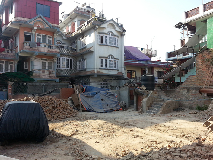 I'll be off helping then... Recovering Nepal after the earthquake