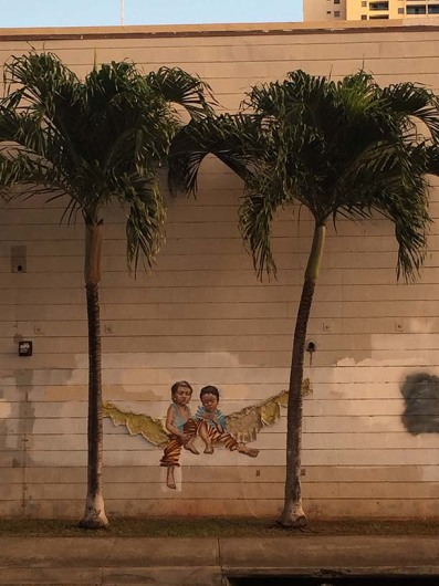 Hidden Gems: Honolulu Street Art