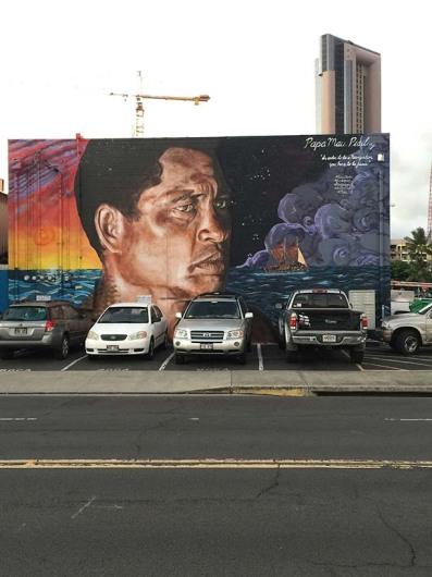 Verborgene Schätze: Honolulu Street Art