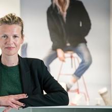 Antwerpen beständig erneuert - Julie Grangé