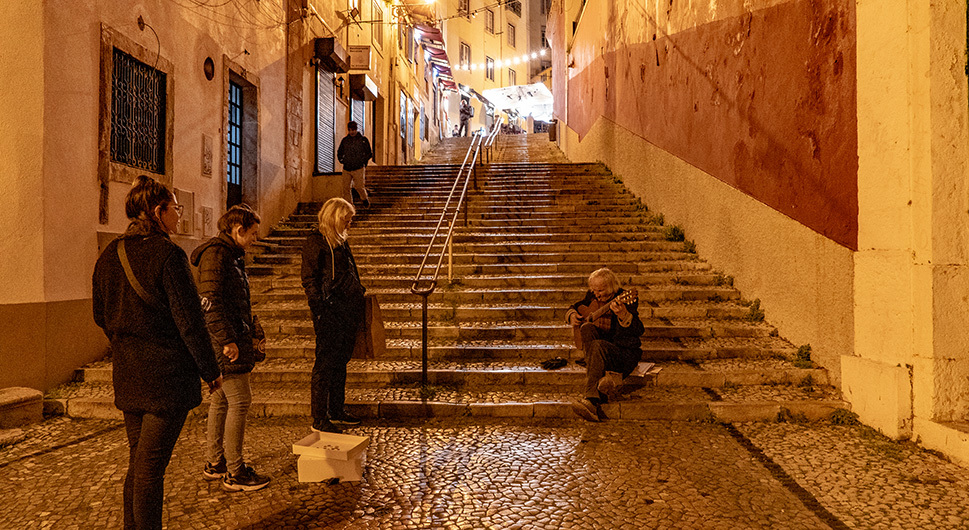 Lisbon moods
