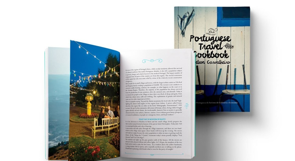 Portugal Travel Cookbook – Nelson Carvalheiro