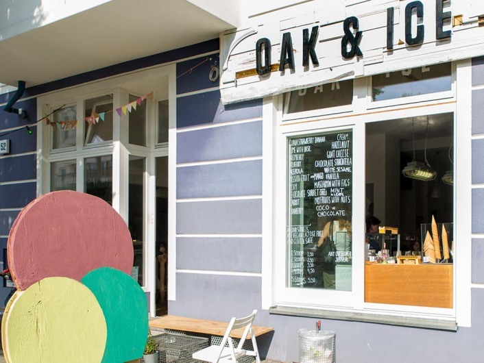Oak&Ice – coffee, ice and everything nice