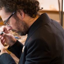 Juwellery Designer Rembrandt Jordan