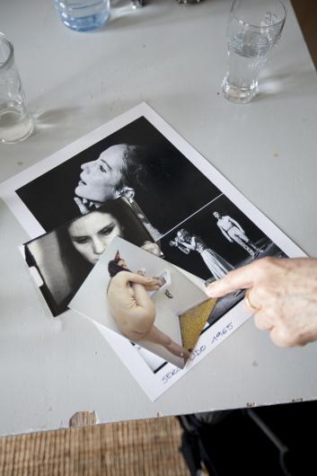 Beatrix Cordua: The naked prima ballerina