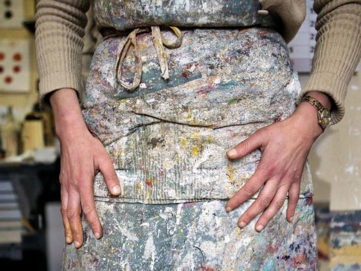 Francesca Wezel: A Colourful Mind