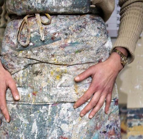 Francesca Wezel: Ein farbenfrohes Gemüt