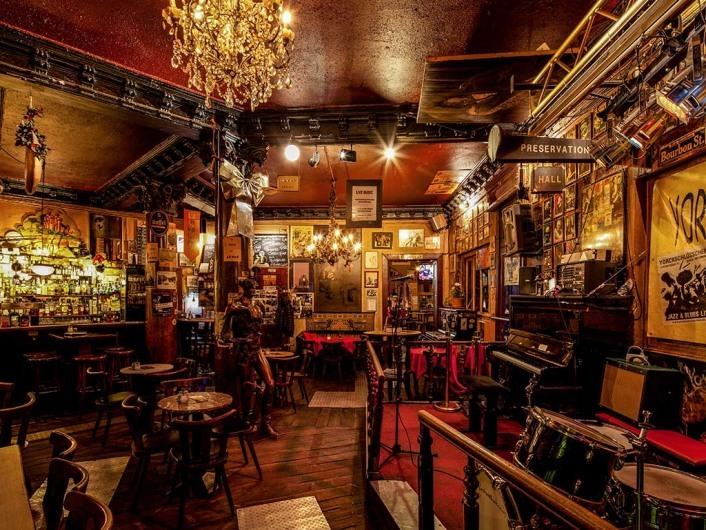 Century pubs in Berlin: Yorckschlösschen