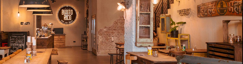 Köln — Burrito Rico im Belgischen Viertel