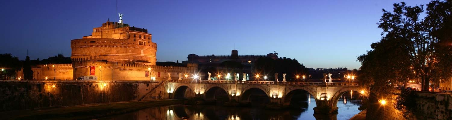 Evening Mood at Castel Sant'Angelo