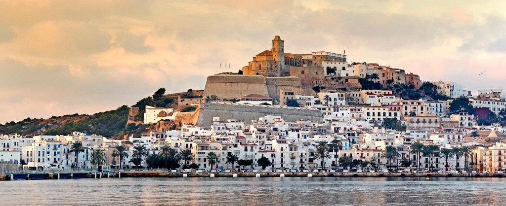 D'alt Vila Ibiza, Spain