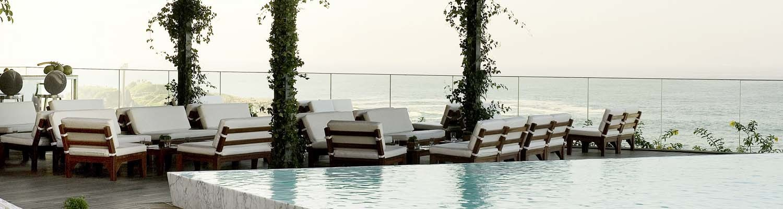 Infinity Pool at Fasano Rio de Janeiro
