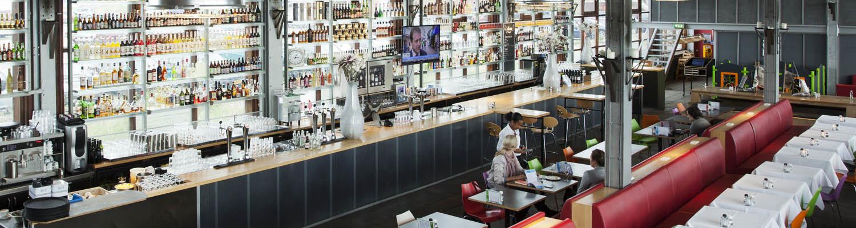 IJ-kantine in Amsterdam