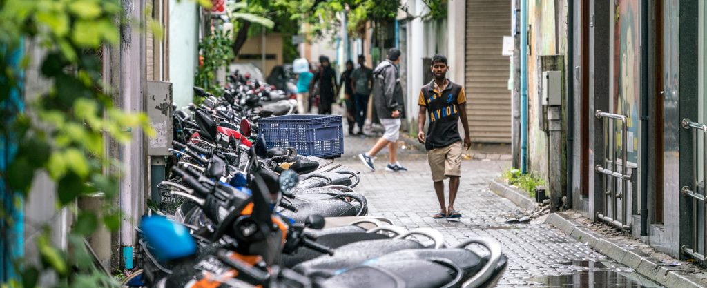Malé Sightseeing
