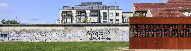 Gedenkstätte Berliner Mauer in der Bernauer Straße