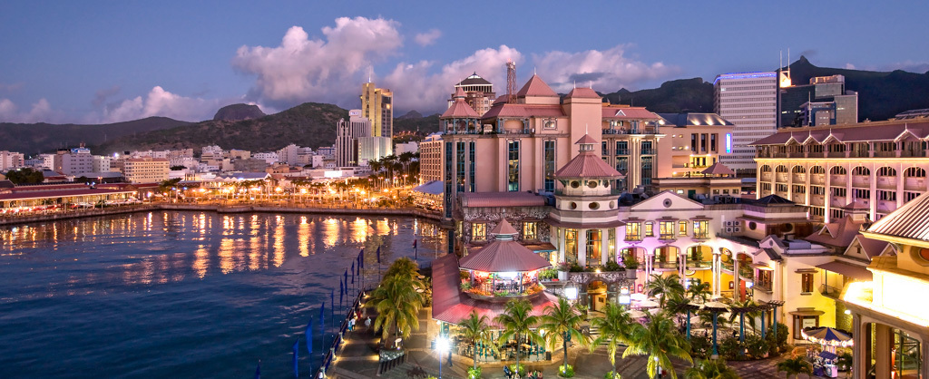 Le Caudan Waterfront Port Louis