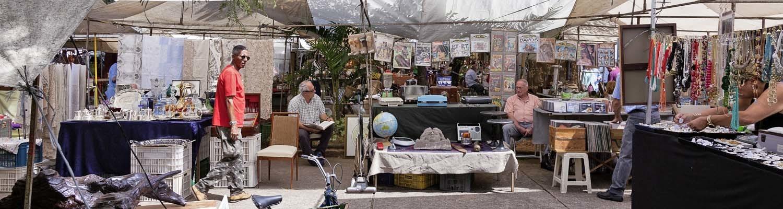 Flohmarkt Praça Benedito Calixto