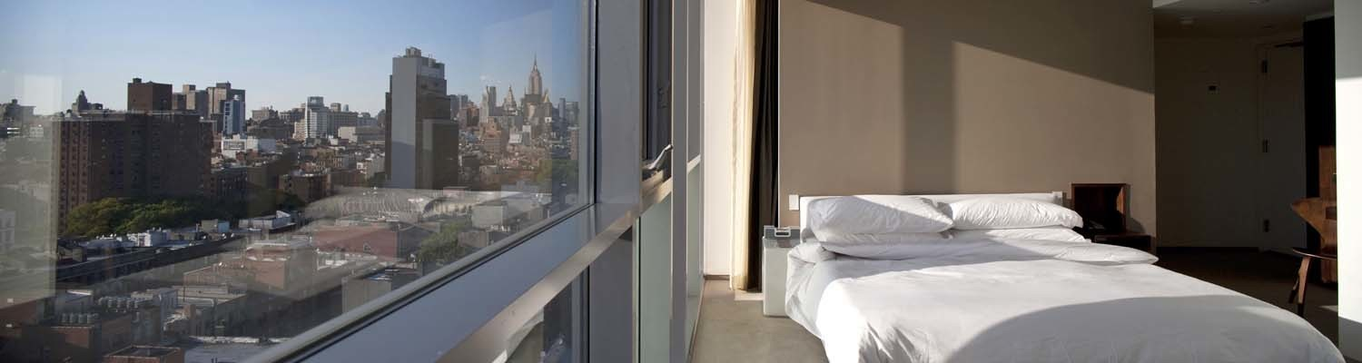 A Room with a View: Hotel on Rivington in New York