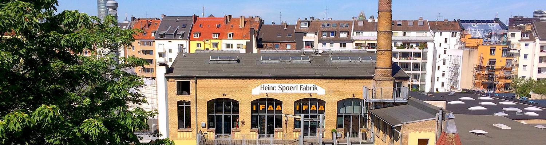 Überblick über die Spoerl Fabrik
