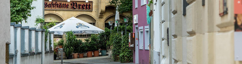 Stuttgart Mitte - Old Town, Bohnenviertel