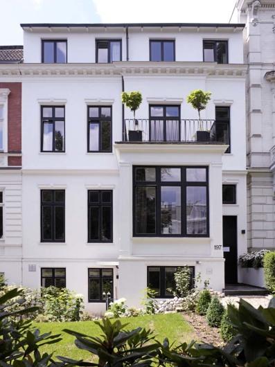 Von Deska Townhouses, Hamburg, Germany
