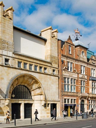 Whitechapel Art Gallery, London, England