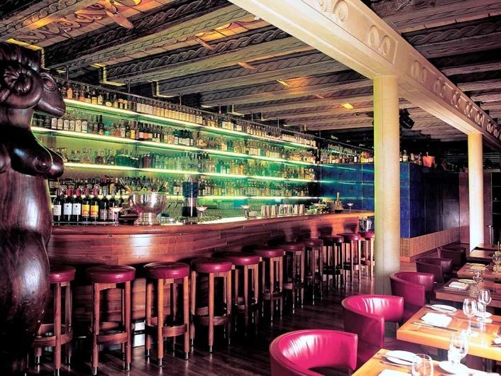 Widder Bar, Widder Hotel, Zürich