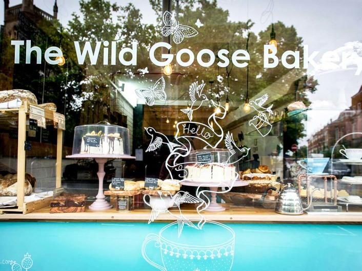 wild goose bakery. Black Bedroom Furniture Sets. Home Design Ideas