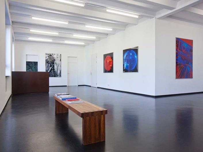 Galerie Wilma Tolksdorf Frankfurtwww.wilmatolksdorf.de, Frankfurt am Main, 2.9.2011