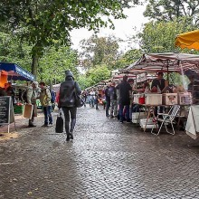 Wochenmarkt Boxhagener Platz