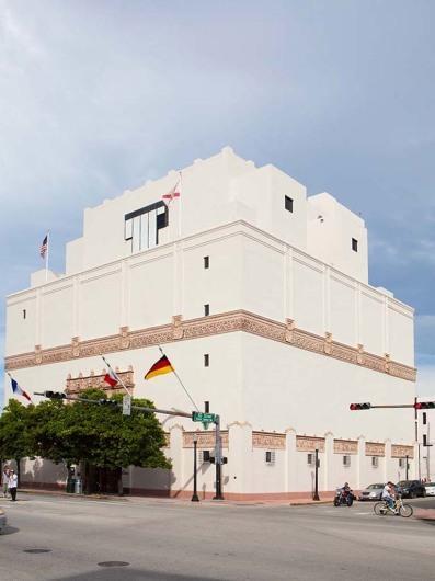 Wolfsonian FIU Museum, South Beach, Miami Beach, Florida International University, Florida, USA