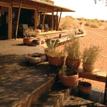Wolwedans Dunes Lodge & Camp