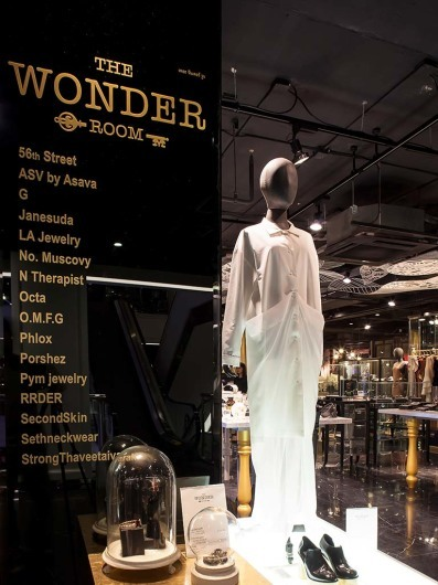 The Wonder Room, Bangkok, Thailand