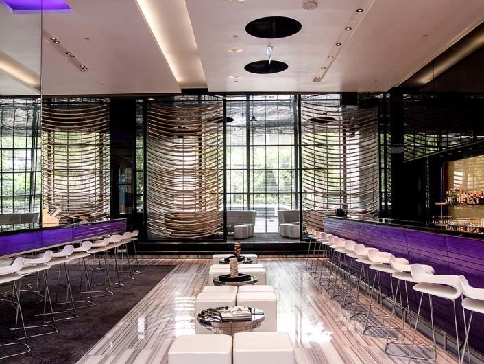 Woo Bar, Bangkok, Thailand