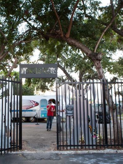 Wynwood District, Art Gallery, Miami, Florida, USA, Art Walk