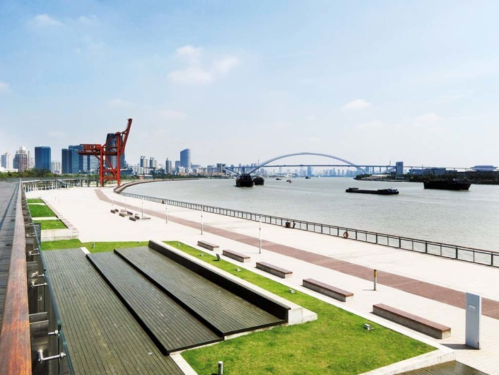 Xuhui Riverside Public Open Space 徐汇滨江公共开放空间