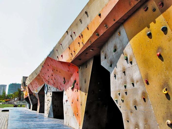 Xuhui Riverside Public Open Space 徐汇滨江公共开放空间