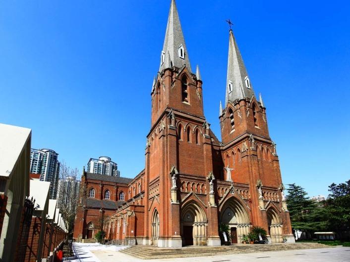 Xujiahui-Kathedrale 徐家汇教堂