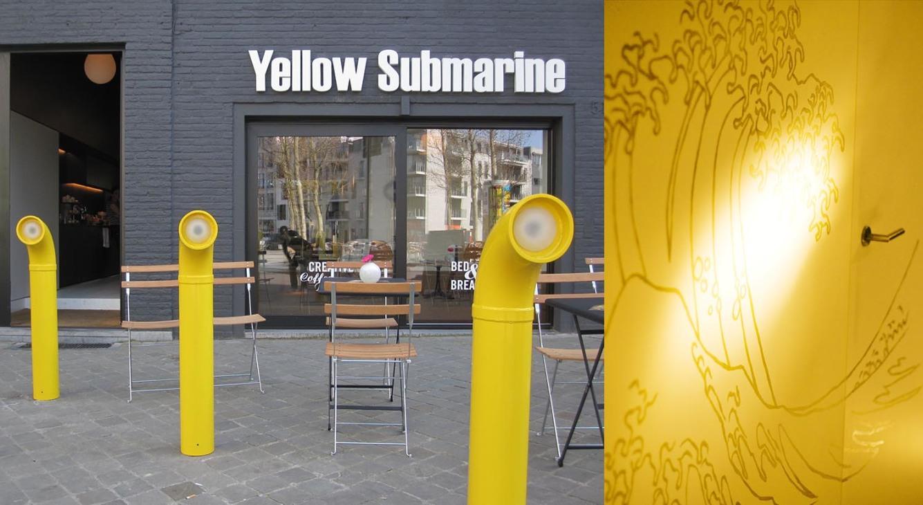 Yellow Submarine Bed And Breakfast