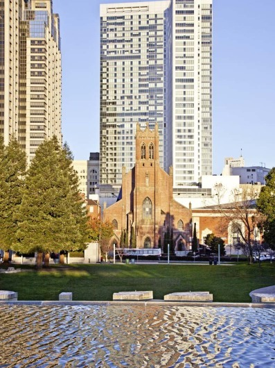 Yerba Buena Park, San Francisco, California, USA