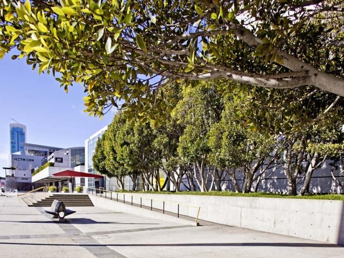Yerba Buena Park, San Francisco, California, USA
