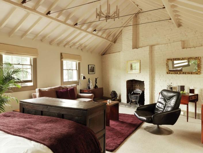 Bedroom at York & Albany