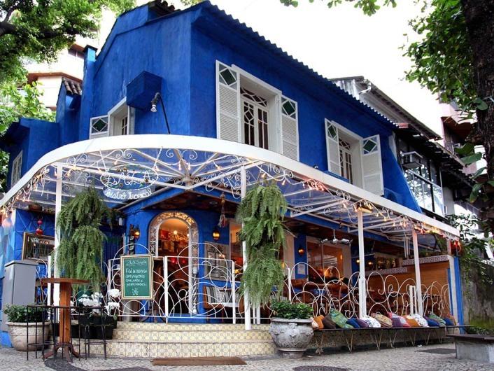 Zazá Bistrô Tropical, Rio de Janeiro, Brazil