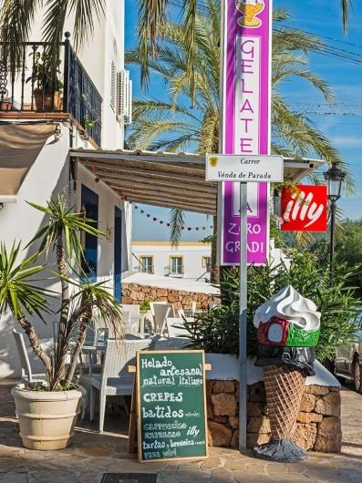 Zero Gradi, Santa Gertrudis, Ibiza, Spain