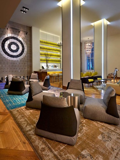 Zetta Hotel, San Francisco, California, United States