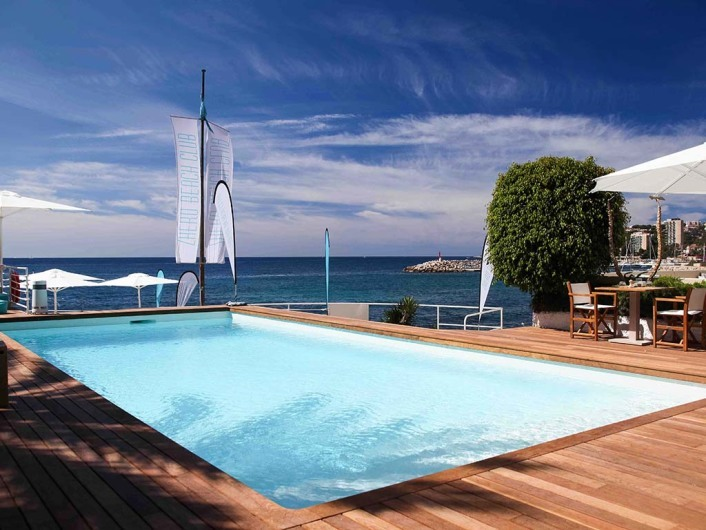 Zhero Beach Club, Mallorca, Spain
