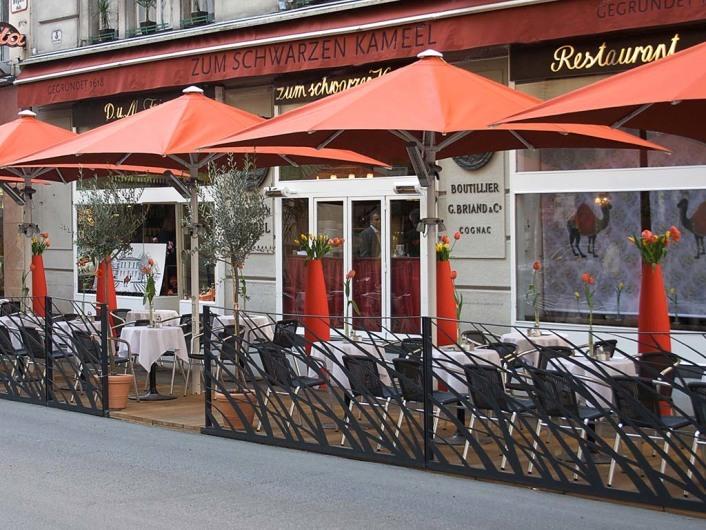 Zum Schwarzen Kameel, Vienna, Austria